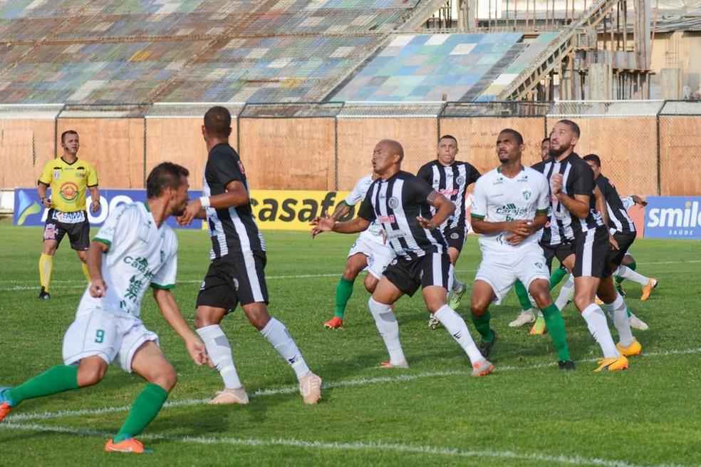 ASA tem dificuldades para enfrentar paralisação do Alagoano — Foto: Jailson Colácio/Ascom Murici FC