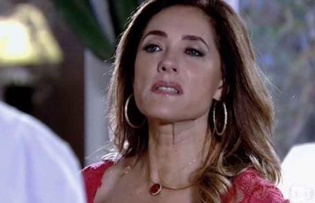 No sábado (5), Tereza Cristina vai atirar em Renê (Dalton Vigh) Reprodução