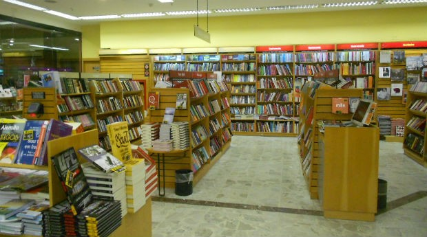 Livraria Saraiva: problema na sociedade (Foto: Wikimedia commons)