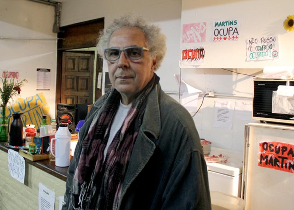 Anselmo Vasconcelos estará na oficina interpretação, teatro e novas mídias. (Foto: Andressa Gonçalves)