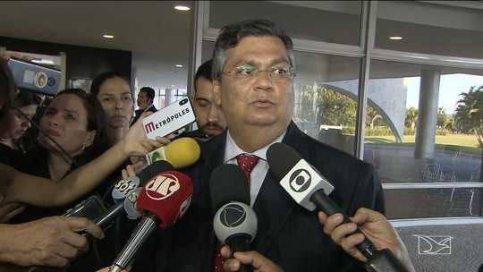 Flávio Dino comenta plano de equilíbrio fiscal para estados