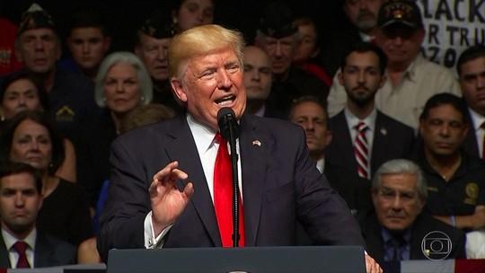 Trump anuncia revisão do acordo dos EUA com Cuba selado por Obama