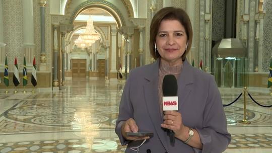 Bolsonaro cumpre agenda em Abu Dhabi, Emirados Árabes