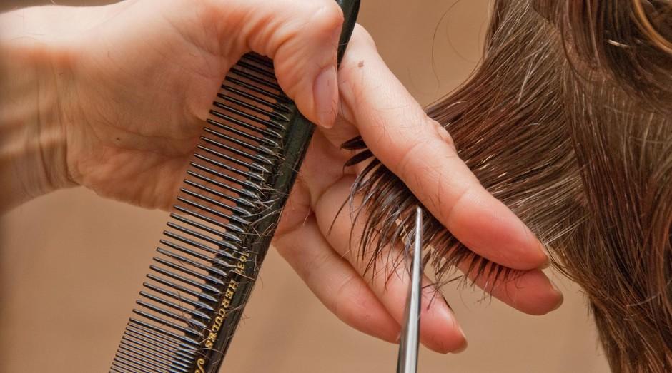 cabeleireiro, cabelos, salão (Foto: Shutterstock)