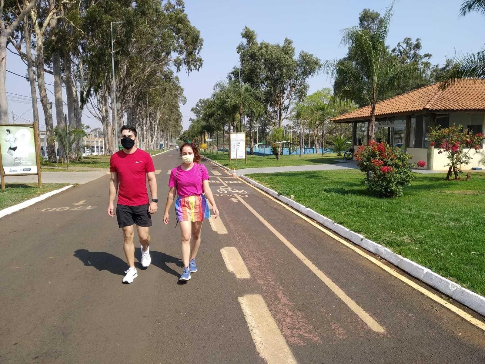 Especialista em Uberlândia orienta sobre a prática de exercícios físicos na primavera