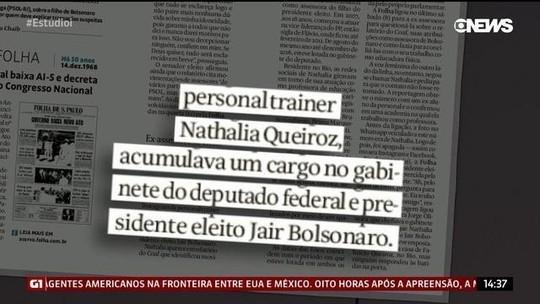Ex-assessora de Bolsonaro trabalhava como personal durante expediente no gabinete