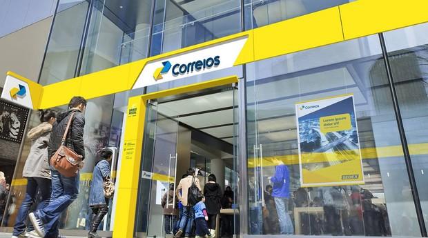 correios (Foto: Divulgação)