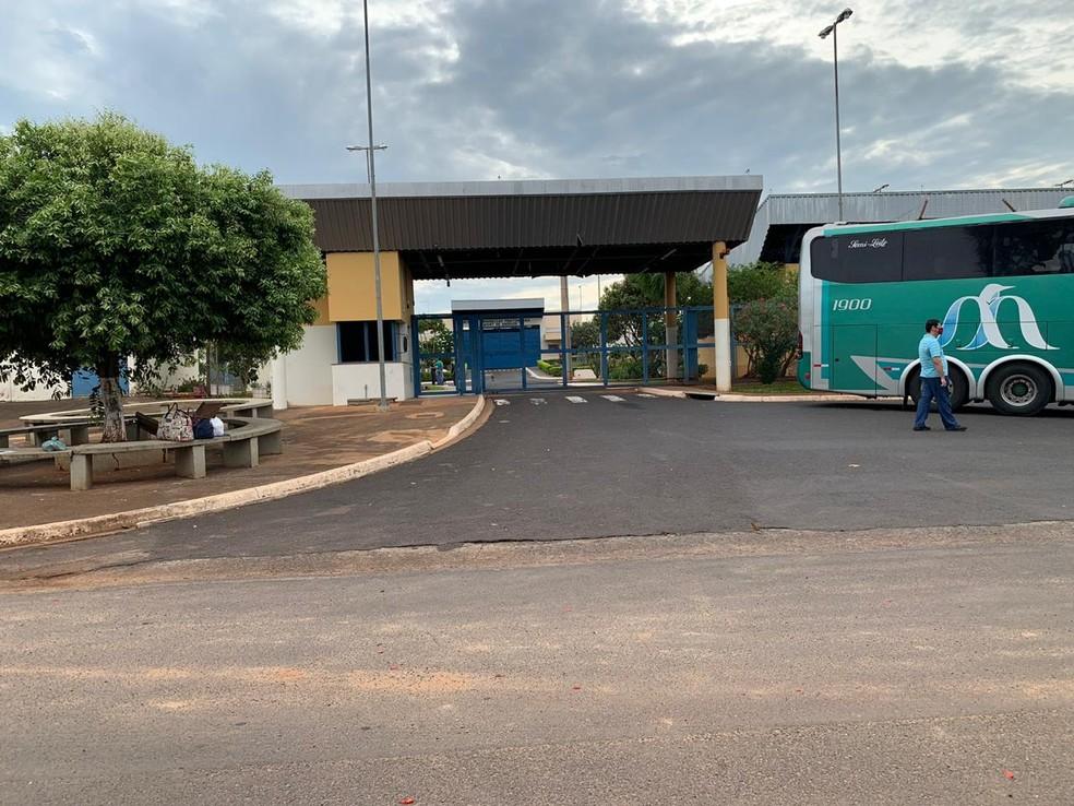 CPP de São José do Rio Preto (SP) — Foto: André Modesto/TV TEM