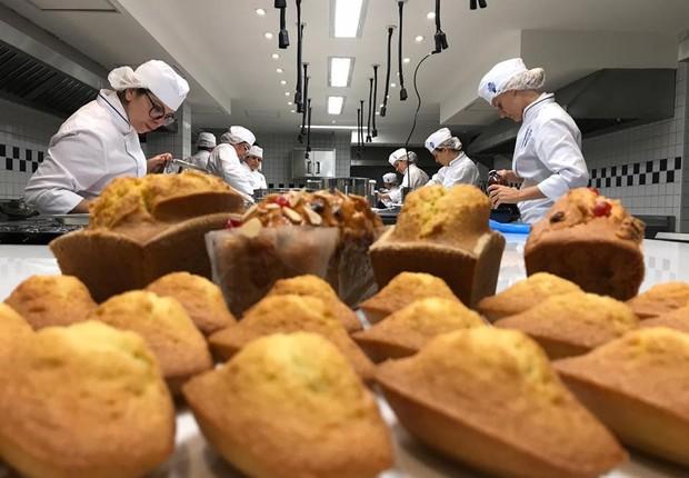 Escola de gastronomia Le Cordon Bleu é mundialmente conhecida (Foto: Facebook/Le Cordon Bleu)