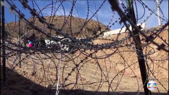 Cai o número de imigrantes detidos na fronteira dos EUA com o México