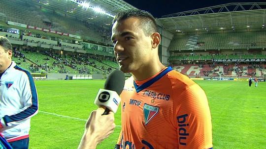 Amuletos de Ceni: Felipe Alves cresce sob comando do técnico, e Juninho se consolida