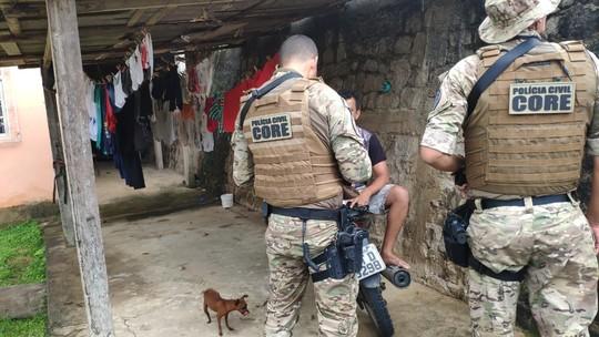 Foto: (Divulgação/Polícia Civil ES)