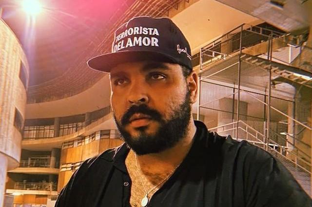Paulo Vieira é roteirista e humorista na Globo (Foto: Reprodução)