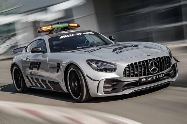 Mercedes-AMG GT R Safety Car Fórmula 1 (Foto: Divulgação)