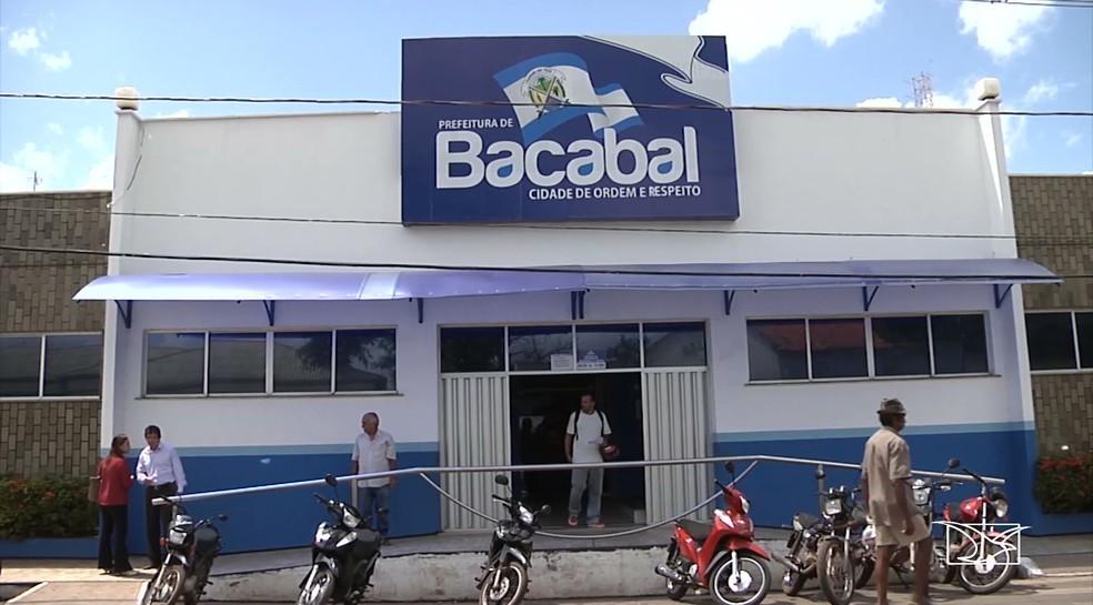 Cinco candidatos disputam a prefeitura de Bacabal — Foto: Reprodução/TV Mirante
