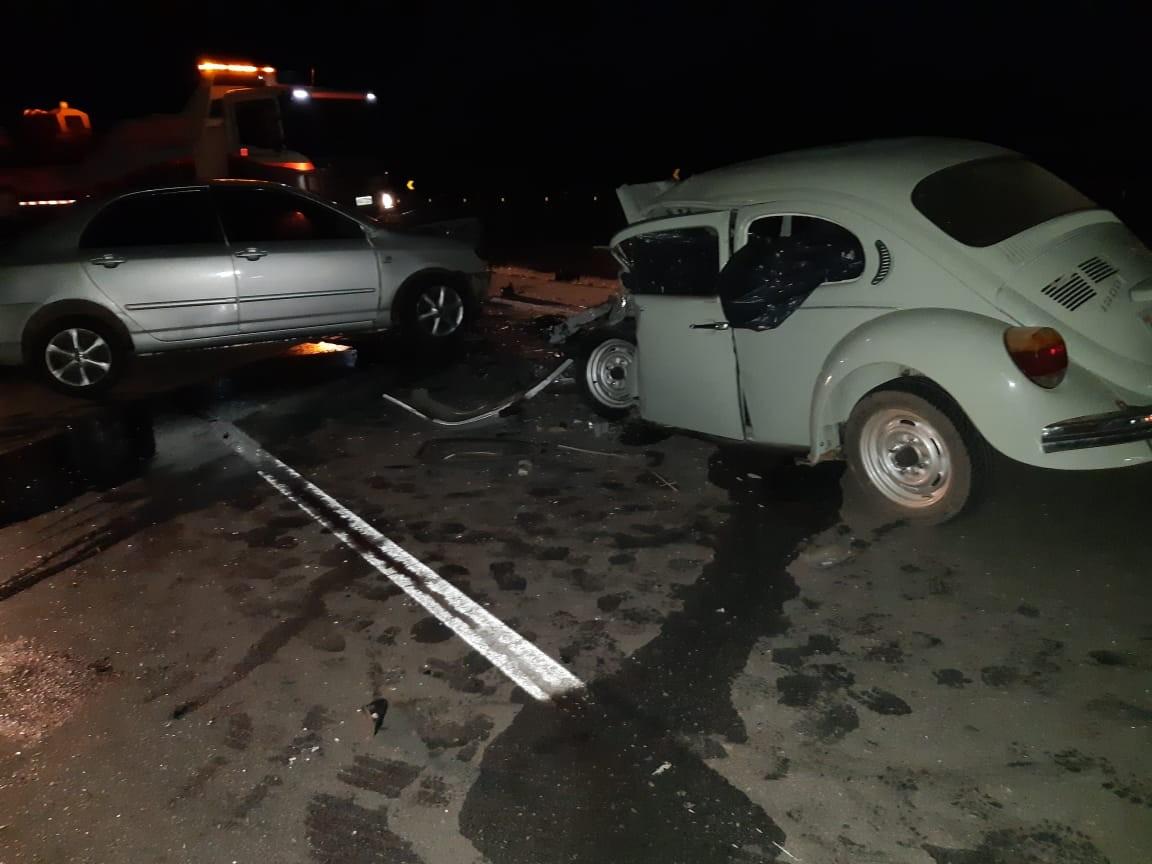 Colisão frontal entre carros deixa morto e ferido em São Gonçalo do Pará - Notícias - Plantão Diário