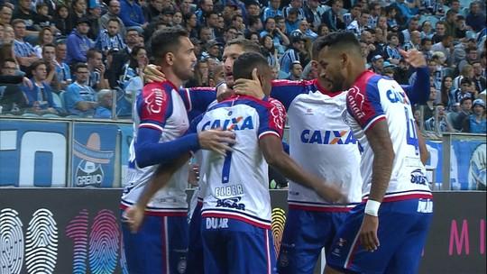 Enderson promove rodízio entre volantes do Bahia e abre disputa por vaga ao lado de Gregore