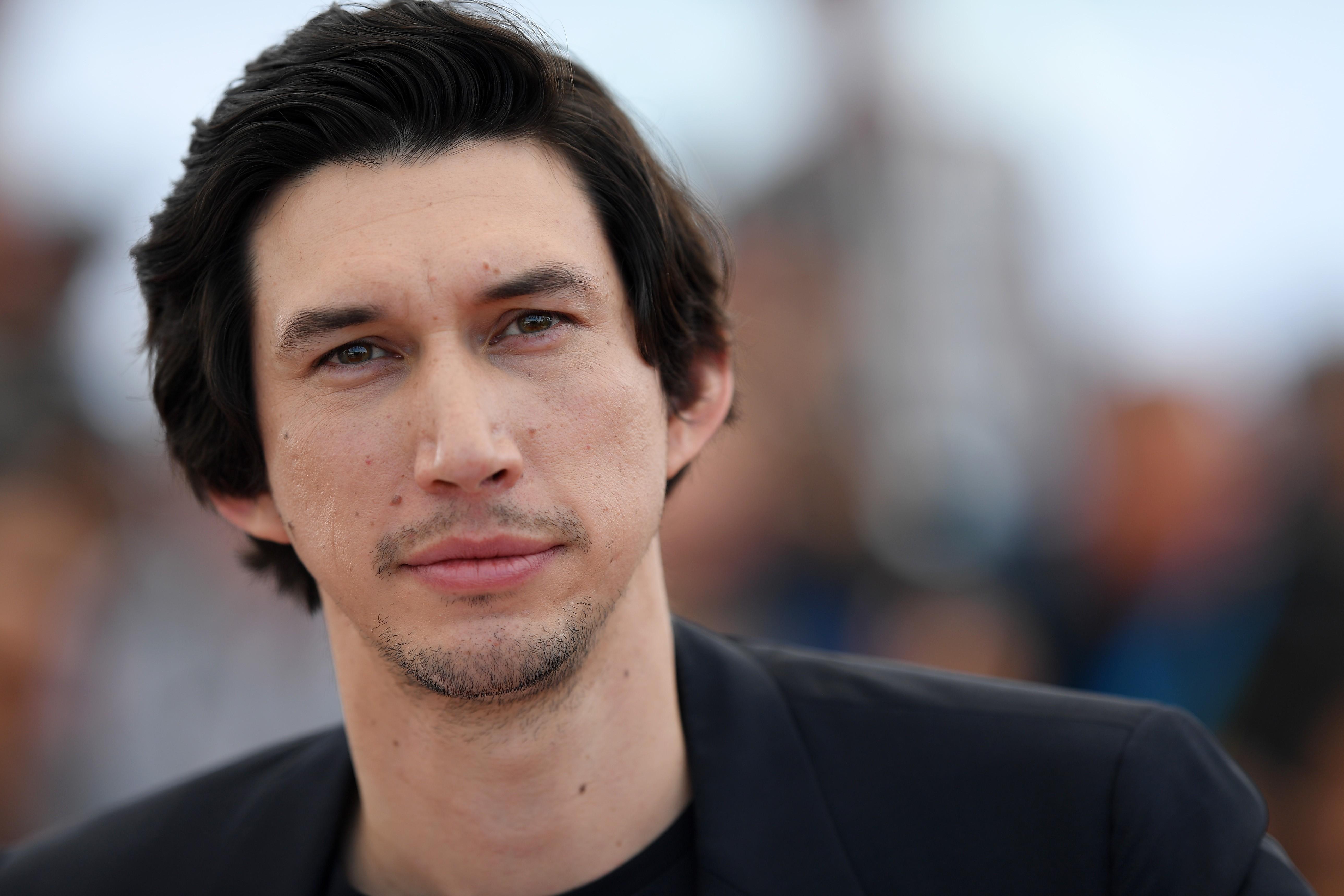 O ator Adam Driver (Foto: Getty Images)