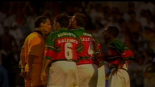 Ex-Lusa e Corinthians, Augusto reencontra o Canindé pelo Goiás