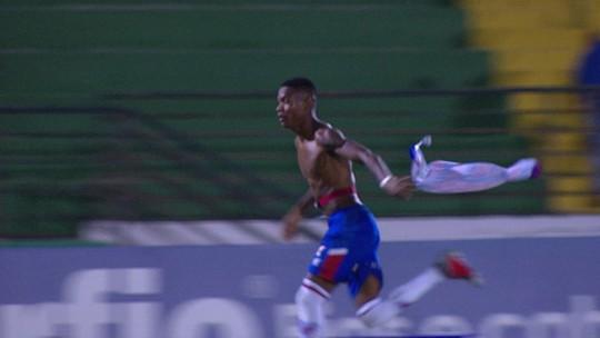 """Marcinho entra na reta final e decide jogo para o Fortaleza: """"Até o último segundo"""""""