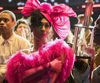 Mj Rodriguez em cena de 'Pose' | Reprodução