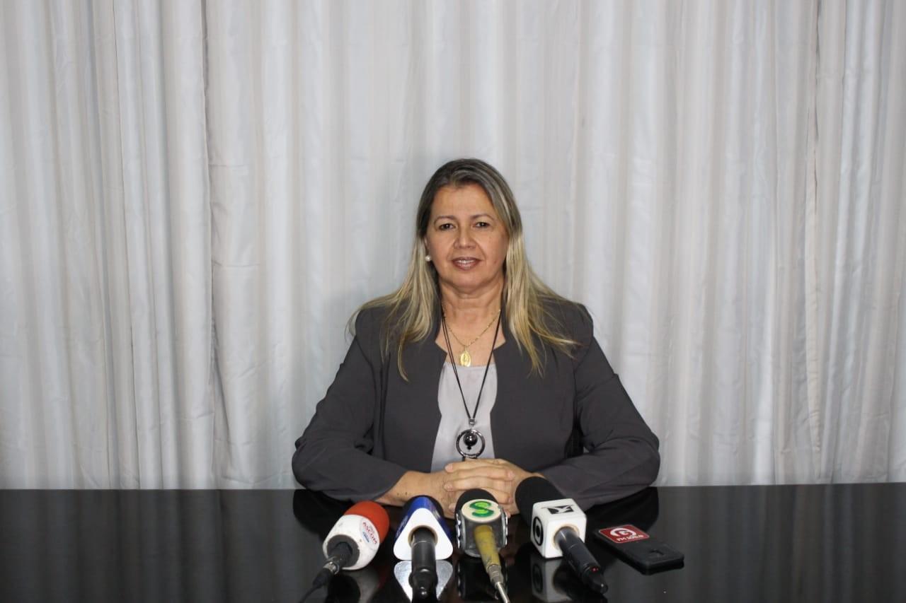 Secretária municipal de Saúde de Caxias testa positivo para Covid-19