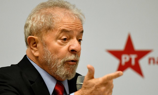 O ex-presidente Luiz Inácio Lula da Silva (Foto: Evaristo Sa/AFP)