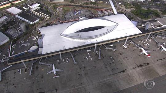 Aeroportos federais serão leiloados nesta sexta-feira (15) na bolsa de São Paulo
