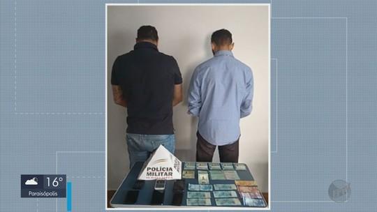 Homens são presos suspeitos de tentar aplicar golpe em agências dos Correios