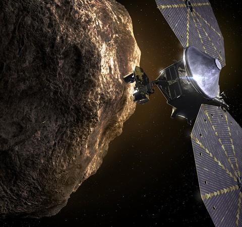 Por que a Nasa e outras agências espaciais querem estudar asteroides?