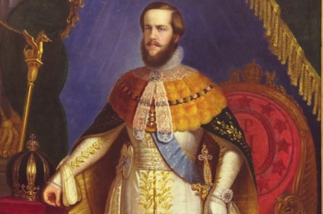 D. Pedro II (Foto: Reprodução)