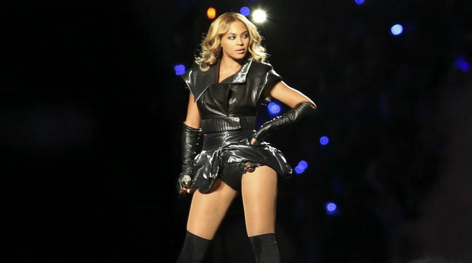 Beyoncé, cantora responsável pela criação de sua própria linha de roupas (Foto: Divulgação)