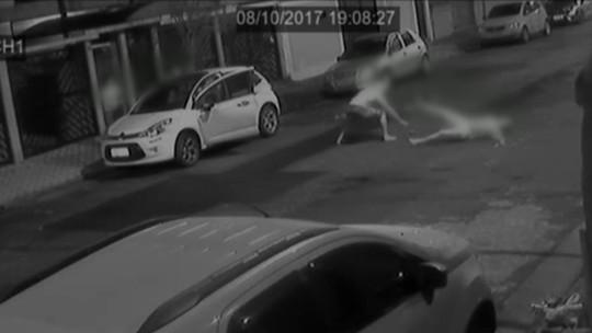 Avô e mãe de menina de 3 anos quase levada em carro por ladrão relatam pânico: 'Vou lhe matar', diz criminoso