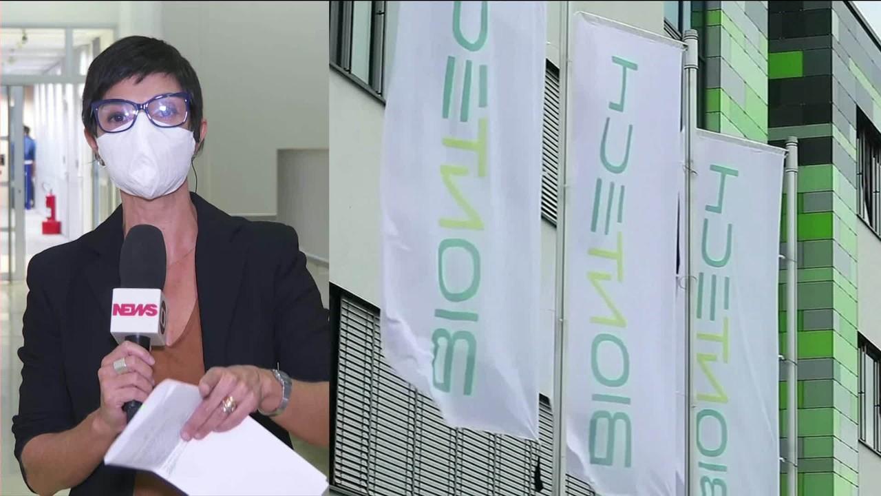 Testes da vacina contra Covid da Pfizer no Brasil terão mais mil voluntários