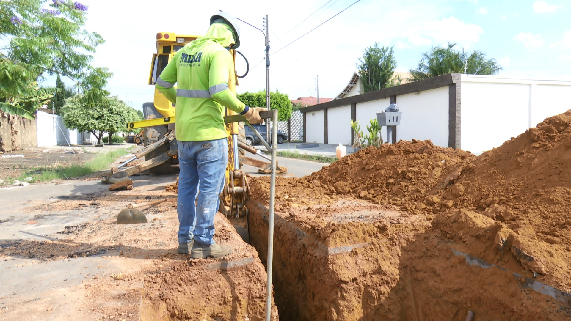 Via marginal do bairro de Pernambués, em Salvador, será interditada para obra de saneamento e requalificação