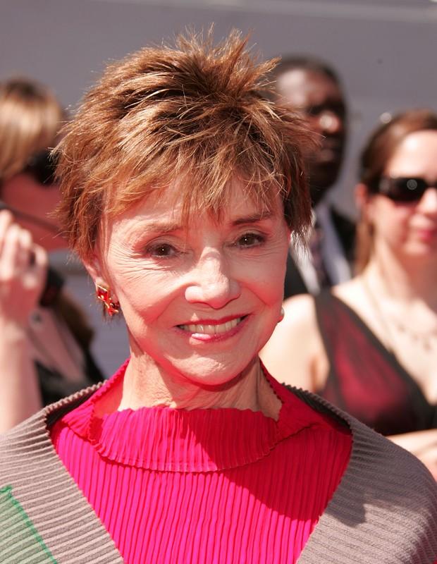 Peggy McCay (Foto: Getty Images/Reprodução)