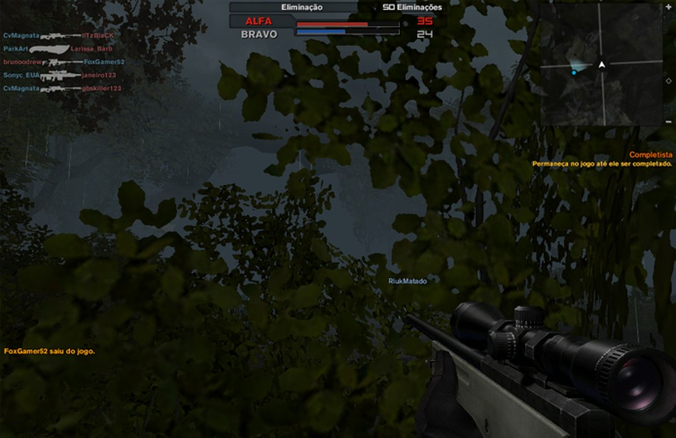 6939c3480b4 ... O cenário pode esconder você por uns instantes em Combat Arms