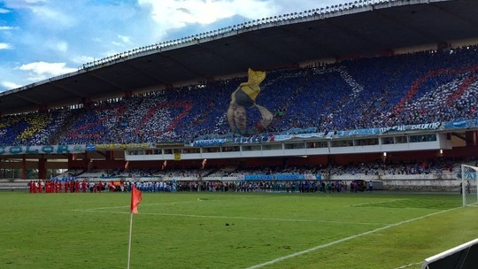 Foto: (Fernando Torres/Ascom Paysandu)