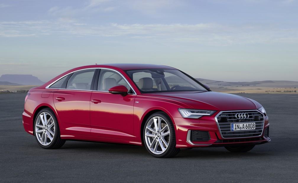 Audi A6 — Foto: Divulgação