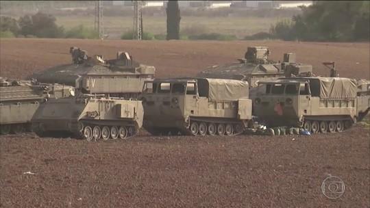 Escalada de violência entre Gaza e Israel entra no segundo dia