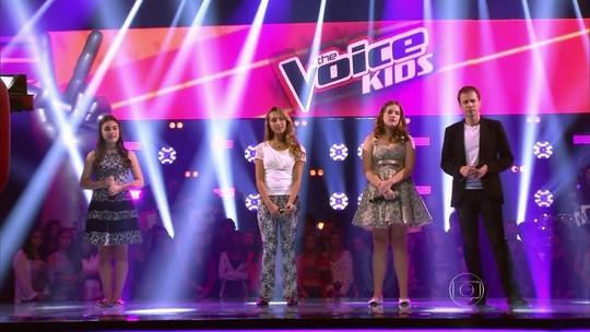 'The Voice Kids': Reveja 5 apresentações incríveis da última tarde de Batalhas