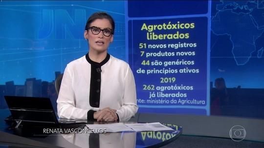 Anvisa deve votar hoje novo marco regulatório para agrotóxicos