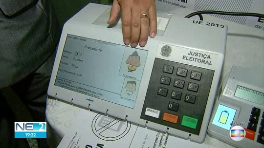 TRE sorteia urnas que serão alvo de auditoria em Pernambuco e diz que sistema tem segurança