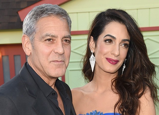 George Clooney e Amal Clooney (Foto: Getty Images)