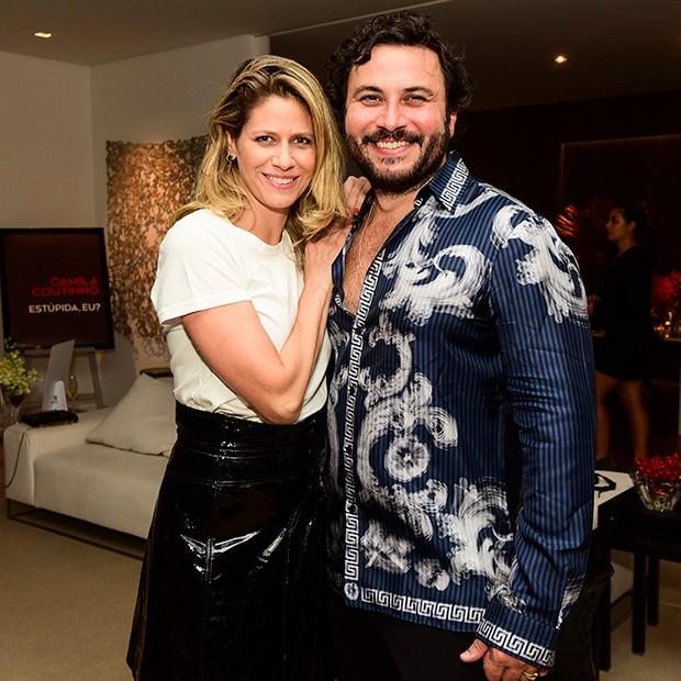 Didi Wagner e Andre Lima (Foto: Lu Prezia/ Divulgação)