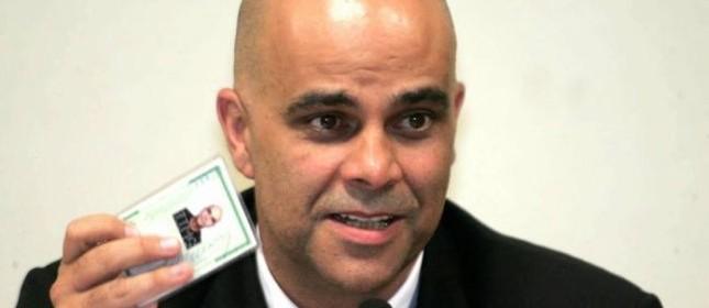 O empresário Marcos Valério, envolvido no mensalão do PT (Foto: Roberto Stuckert Filho / Arquivo O Globo)