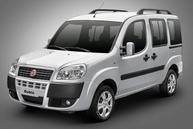 Fiat Doblò Essence tem opção de sete lugares (Foto: Divulgação)