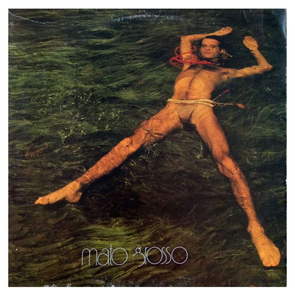 Capa do álbum Mato Grosso de 1982 (Foto: Reprodução / Instagram )