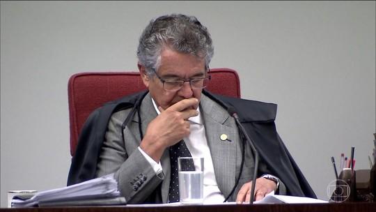 Marco Aurélio diz que tem remetido 'ao lixo' reclamações como as de Flávio Bolsonaro