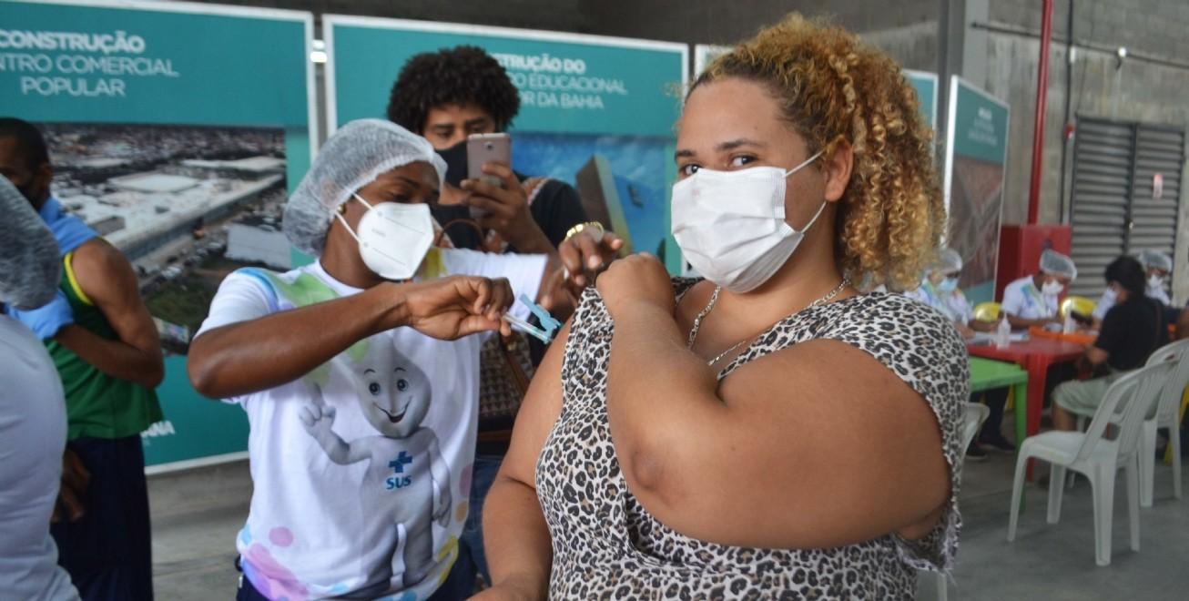 Covid-19: Veja esquema de vacinação em Feira de Santana na sexta-feira